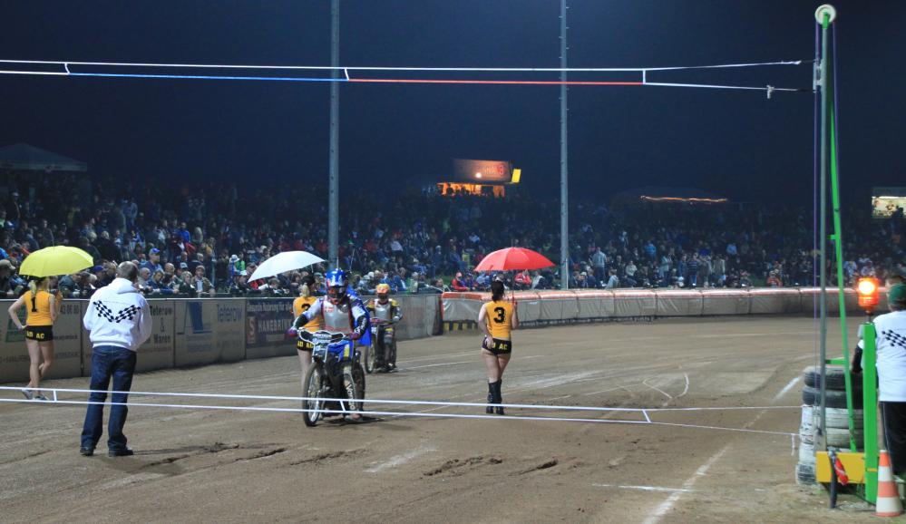 Teterower Bergring Arena am Kellerholz 22.05.2010