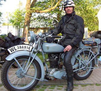 Victoria-Motorrad